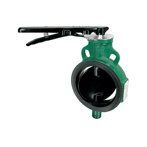 ZOLOTO Butterfly Valve (Wafer Type) LEVER TYPE (PN-10/PN-16)
