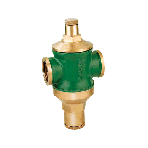 ZOLOTO Forged Brass Compact Pressure Reducing Valve (Screwed)