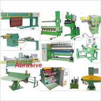 Coated Abrasive Converting Machine