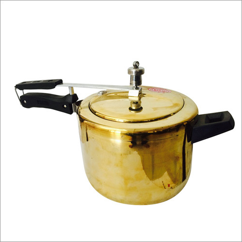 Brass Pressure Cookers