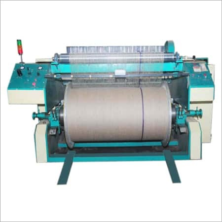 Jute Beaming Machine