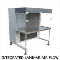 Integrated Laminar Air Flow