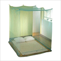 Single bed size folding net