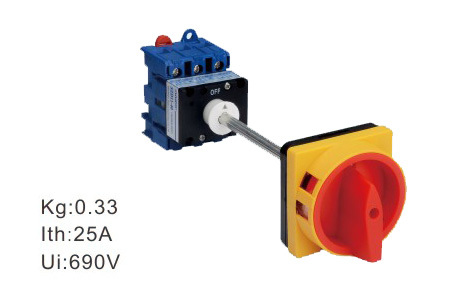 Load Circuit Breaker Switches