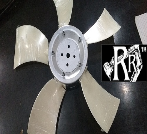 ESCORT RADIATOR FAN