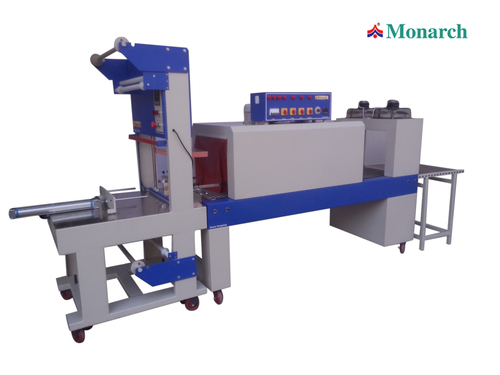 Automatic Sleeve Wrapping Machine