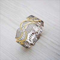925 Silver CNC Kadas
