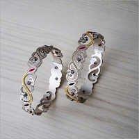 925 Silver CNC Bangles
