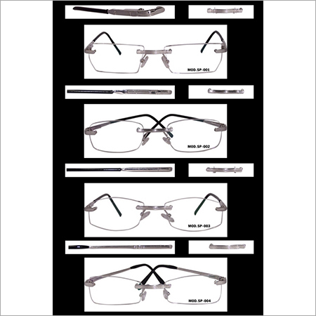 925 Silver Spectacle Frames