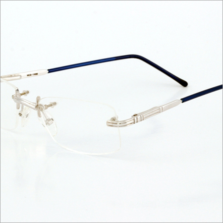 Silver Spectacle Frames New
