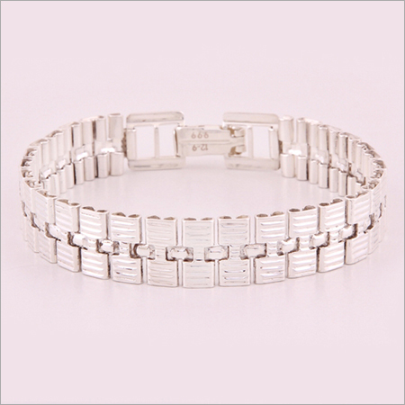 999 Silver Bracelet