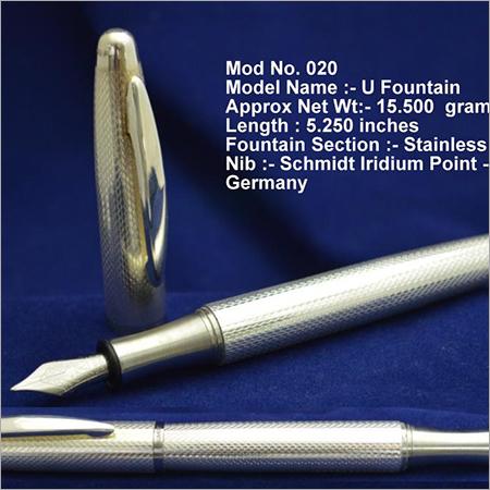 Silver Pens