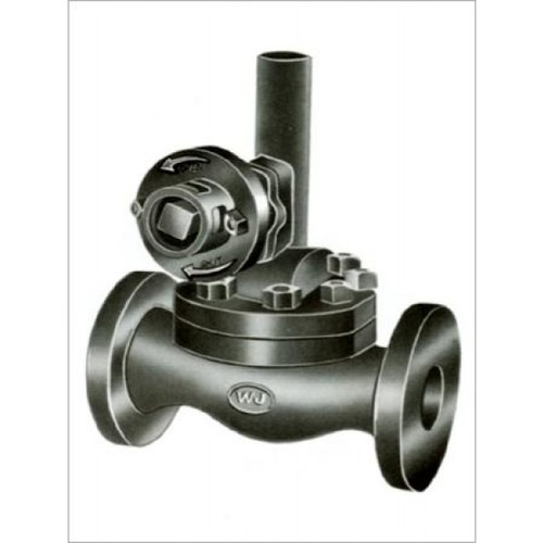 Wj Bronze Parallel Slide Blow Off Valve