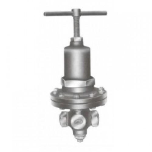 Wj Bronze Spring Loaded Metalic Diaphragm Type PRV