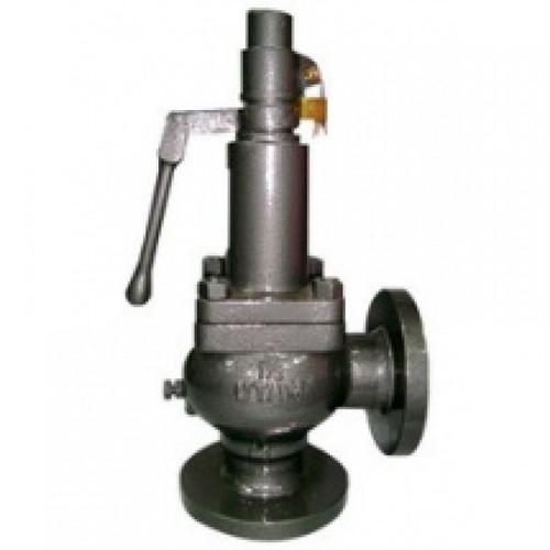 WJ CAST CARBON STEEL SPRING LOADED SAFETY VALVE (IBR) (A-216 GR WCB)