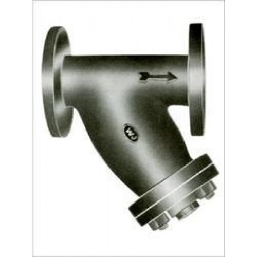 WJ CAST CARBON STEEL (A-216GR WCB) Y-TYPE STRAINER (IBR)