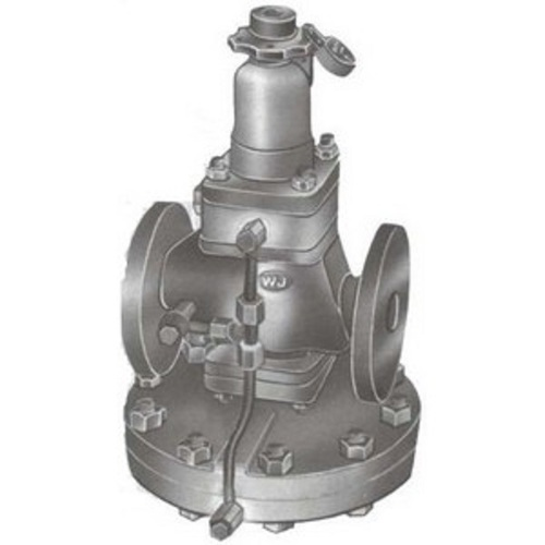 WJ CAST IRON PRESSURE REDUCING VALVE (IBR)