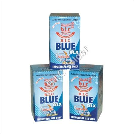 Blue DLX Packet Solder Wire
