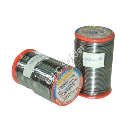 50/50 No Clean Solder Wire