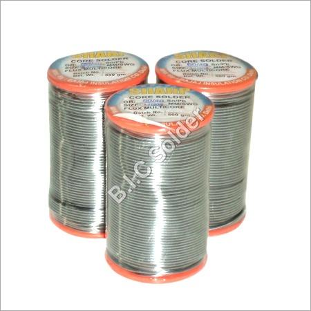 Sharp Rosin Core Solder Wire