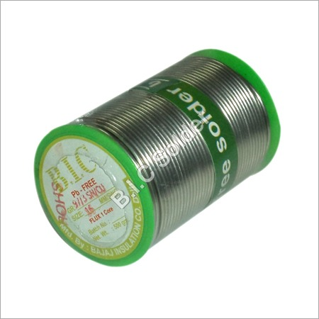 Lead Free Solder Wire 3% Cu