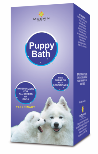 Puppy Bath Shampoo
