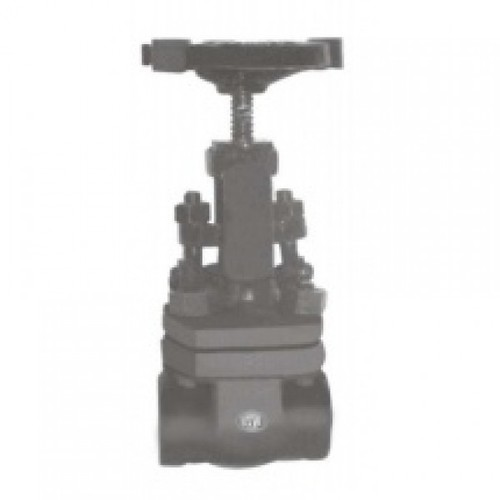 WJ FORGED CARBON STEEL (ASTMA 105) GATE VALVE