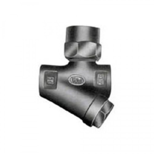 WJ STAINLESS STEEL (INVESTMENT CAST) THERMODYNAMIC STEAM TRAP BSPT