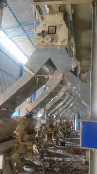 FULLY AUTOMATIC COTTON GINNING PLANT