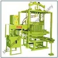 Stand Type Concrete Block Making Machine