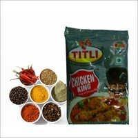 Spicy Chicken Masala