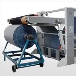 Large Fabric Batching Machine