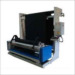 Small Fabric Batching Machine