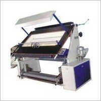 Tubular Knitted Fabric Inspection Machine