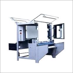 Single Pass Fabric Inspection Machine