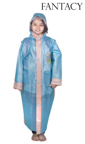 Kids fancy Raincoat