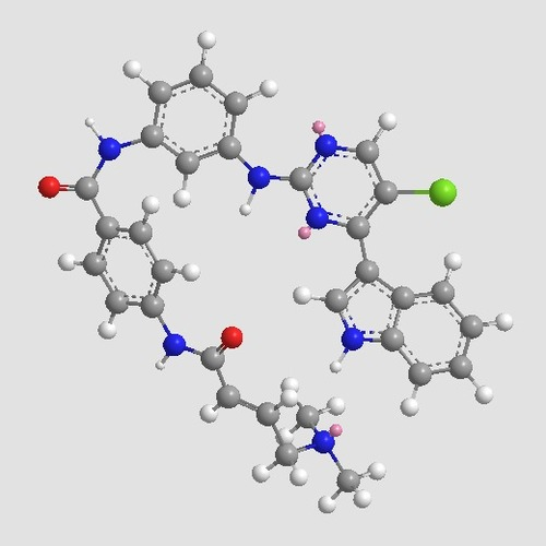 Covalent CDK7 inhibitor,potent and selective
