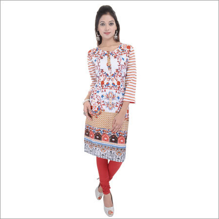 Print Kurti Patterns