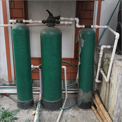 Water Iron Removal Plant