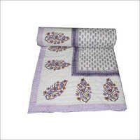 New Printed Single Bed Quilt