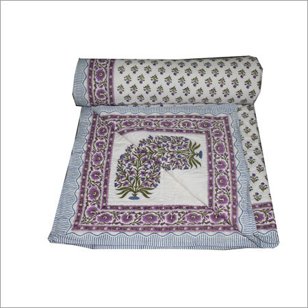 Exclusive Design Single Bed Quilt
