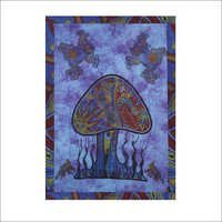 Mashroom Design Tapestry