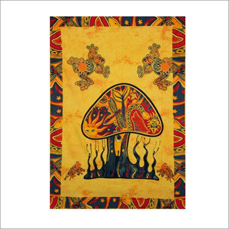 New Mashroom Tapestry