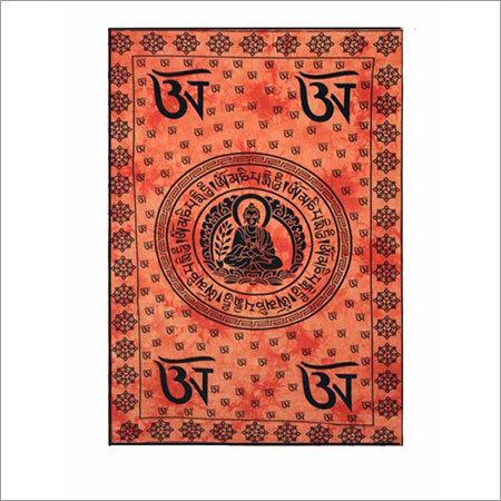 Buddha Spiritual Tapestry