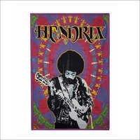 Jimmi Hendrix Tapestry