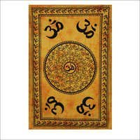 New OM Spiritual Tapestry