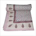 Printed Design Single Bed Quilt