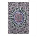 Circular Mandala Tapestry