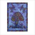 Mashroom Design Tapestry