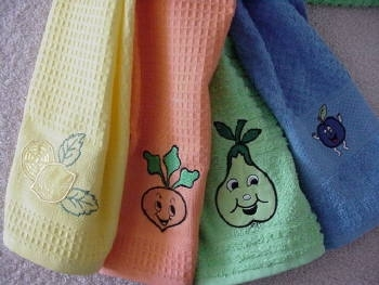 Kitchen Linen Towels